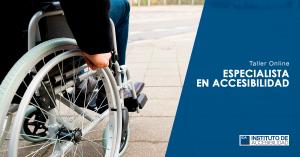 Brochure - Taller Online Especialista en Accesibilidad