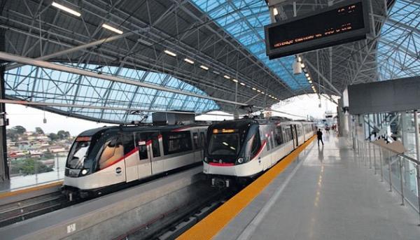 Estación de trenes en Europa