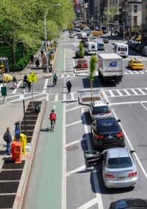Ejemplos de Complete Streets en Estados Unidos - USA