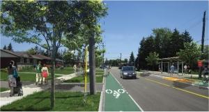 Complete streets para ciclistas