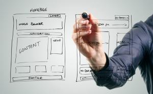 Wireframes para páginas web accesibles