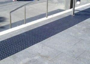 Diseño Universal en estudio accesibilidad en escaleras