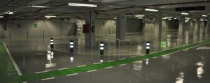 Diseño Universal en estudio accesibilidad estacionamiento