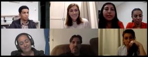 Cursos de Accesibilidad, capacitación online alumnos IDA 2018