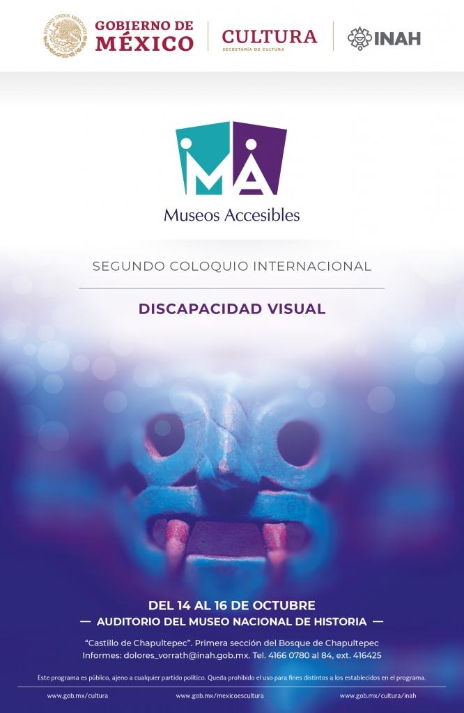 coloquio internacional museos accesibles