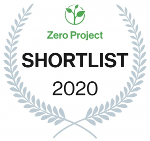 Zero Project Shortlist 2020