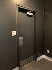 Mall - acceso a servicios higiénicos