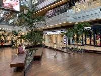 zona de descanso accesible en mall