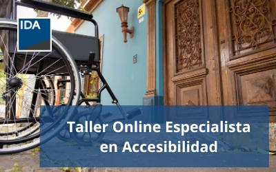 Especialista en Accesibilidad
